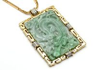 Jade Jewels / John Moran Auctioneers Altadena CA Fabulous Jewelry with Jade