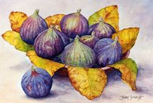 FrUiTs  (Paintings)