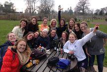 Winton Castle Hen Parties