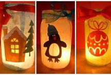 Christmas Decor-Ideas / by Pam Plante