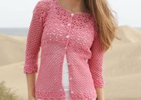 Crochet tops!