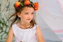 MWF | Flower Girls