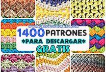 1400 patrones para descargar
