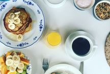 Breakfasts and brunches