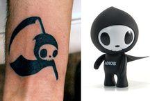 tattoo / Tattoos / by Marca van den Broek