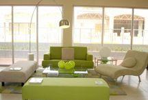 Diseño de interiores y Deco