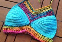 crochet top no patterns