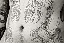 tatouages viking