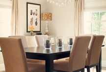 Dining room / by Catherine Shortall Cronin