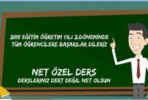 2.Döneminde Tüm Öğrencilere Başarılar Dileriz... / 2015 Eğitim & Öğretim Yılı 2.Döneminde Tüm Öğrencilere Başarılar Dileriz... #derslerinizdertdeğilnetolsun www.netozelders.com