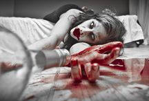 Horror & Thriller Photography (Horror/Thriller Story/Movie Inspiration) / by Carina
