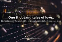 1000 Tales of Love & Romance / One thousand tales of love..  Stories to warm the heart, some to break it, some to let it soar once more