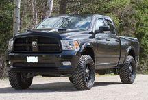 truck lift/tires