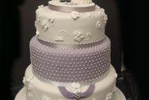 Wedding Cakes (Long Barn Bakery Ltd/Cakes by Mary) / Wedding Cakes