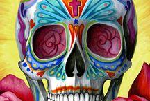 Skulls only