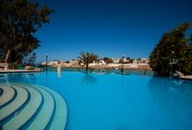 Sultan Bey Hotel / Sultan Bey Hotel captures the essence of Egypt with winding alleys and stunning features. Overlooking the beautiful lagoons of El Gouna and offering a tropical garden setting, Sultan Bey offers a peaceful base in the heart of El Gouna .