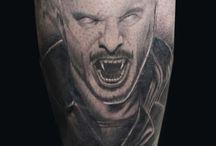 Tattoos / Piezas realizadas.