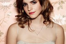 Emma Watson / 'I am feminist and I don't hate men.' A pin just for her, the greatest feminist in the world.