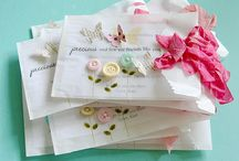 ♥Wrap It - Everyday♥ / Everyday Gift Wrap / by Sandra Bauer