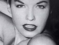 The Dak Angel-From Pinup to Born again Christian to Psychiatric hospital to Legendary / Bettie Page / by Carol Price