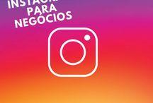 Dicas de Instagram para Negócios / Painel com dicas para quem deseja usar o Instagram com foco em vendas
