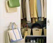 Storage and Organization Ideas / by D&Y Design Group