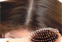 how to stop hair loss due to dandruff