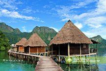 Escape To Moluccas [operator : Berangan Trip] / Escape To Moluccas Pantai Ora, Taman Nasional Manusela August 13 - 18, 2013 Link : http://triptr.us/sD