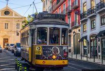 Tramwaj 24 w Lizbonie - zwiedzanie i trasa