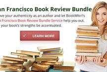 Book Review Services / BookWhirl.com has partnered with three of the world's leading book review companies, Kirkus, BlueInk, and San Francisco Book Review.   A good and credible book review from the experts will certainly increase your success in marketing your books. Start working with the most experienced book reviewers. Choose between these three innovative Book Review services: