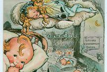 ILLUSTRATEUR - Rose O'NEILL KEWPIES (1874-1944 )