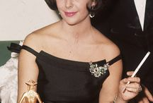 Liz taylor / by Lindsay Colby