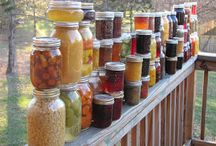 Canning/Food preservation / by Casey Woodard