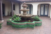 Water Fountains and Pools