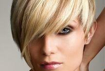 Kapsels/hairdo