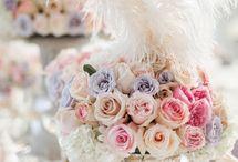 Casa Real Styled Shoot / Marie Antoinette | gold | blush | vintage | elegant |
