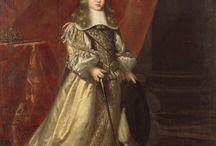Karl XI: paintings / 1655-1697