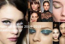 Make up trends 2015