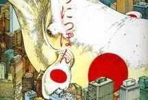 Interesting manga covers