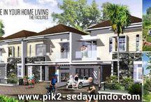 Fasilitas Perumahan PIK 2 Sedayu Indo City / Fasilitas di perumahan PIK 2 Sedayu Indo City