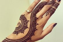 Henna Tattovering
