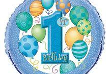 cumpleaños mi primer año