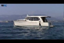 Video Reviews of boats / Several video of motorboats by French Website and magazine YouBoat.FR.
