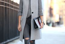 Grey vest outfit