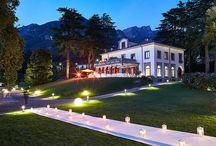 Italian Wedding Villas / A selection of the some of the finest wedding Villas Italy has to offer