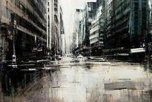 peintures  urbaines