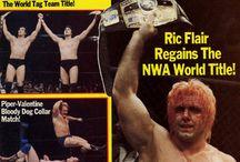 Classic Wrestling Magazines
