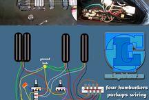 Wiring & Pickups