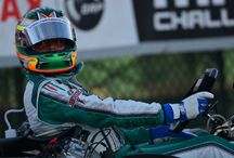 PRT Motorsport at Rotax Max Grand Finals 2013 / George Polichronidis & Filippos Kalesis on action