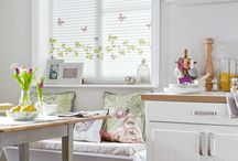 Summer Windows / Take inspiration from the outdoors with these gorgeous summer windows from Style Studio.